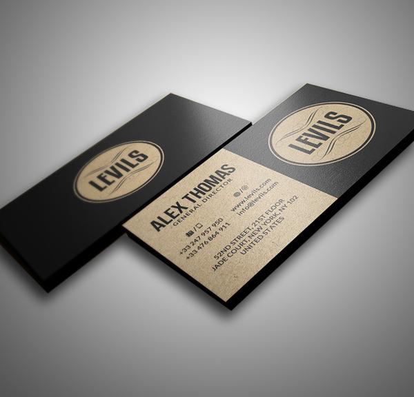 Card visit tạo ấn tượng và chuyên nghiệp của bạn